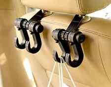 Car double headed hook multi-functional car creative interior car seat back hook