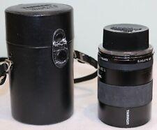Tamron 135mm F2.5 per Pentax K FIT. Tamron Adaptall 2. ottime focale fissa