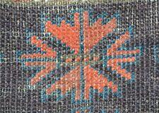 Antique  ORIENTAL Handmade rug mat n 4
