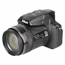 Used Nikon COOLPIX P900 Digital Camera Black 16 MP 83x Optical Zoom Wi-Fi NFC