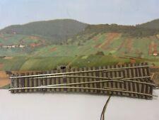 Weiche rechts mit Weichenantrieb von Roco         H8/42