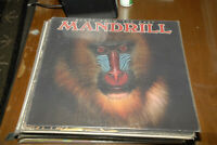 Mandrill LP Beast from the East Afro Beat NM_ VG+ vinyl nice cover