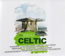 CD NEUF scellé - CELTIC / Digipack 2 CD Collection Essentials - 40 Titres -C35