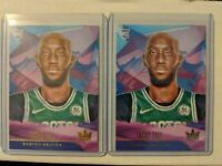 2019-20 Tacko Fall Panini Court Kings RC #83 Level I 1 PSA 10 ? Lot 2X