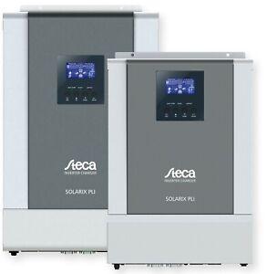 Off Grid Hybrid Wechselrichter Steca Solarix PLI 5000-48, 2400-24V, 1000-12V 1-3