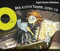 DER KLEINE VAMPIR ZIEHT UM - THALBACH,KATHARINA  3 CD NEU
