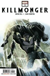 Killmonger #1 2nd Print Second Print Marvel Comics What If? Disney