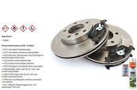 Disques Frein Plaquettes de Frein Avant Pour VW Golf VI 5K1 1K1 5M1 521 Audi