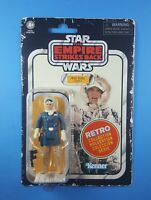 HAN SOLO Hoth Star Wars Empire Strikes Back Retro Collection Vintage Style MOC