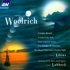 ██ JOHN WOOLRICH (*1954) ║ Ulysses Awakes (after Monteverdi)
