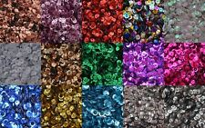 *3 FOR 2* SEQUINS 6-7mm CUPPED LOOSE ROUND SEQUINS, SEWING/EMBELLISHMENTS