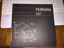 FERRARA CRONACA / ITINERARI AIMONE BISI libro del 1970 a tiratura limitata 1000c