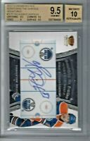 2012-13 Crown Royale Ryan Nugent-Hopkins Scratching The Surface Auto BGS 9.5/10
