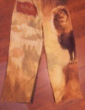 The Chronicles of Narnia The Lion the Witch and the Wardrobe Pajama Pants Size L