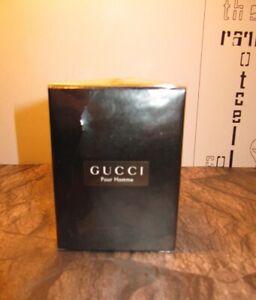 Gucci Pour Homme 2003 Aftershave Splash 100ml BNIB Sealed Vintage Rare