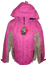 MAUI SPORTS PRO THERM All Conditions pink SKI WEAR Jacket UK L