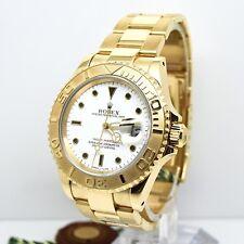 Rolex Yacht-Master 16628 18K Yellow Gold