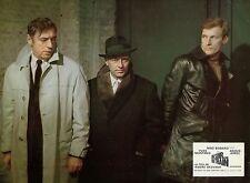 YVES MONTAND  UN SOIR... UN TRAIN 1968 VINTAGE PHOTO LOBBY CARD N°5