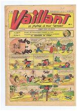 VAILLANT n° 82 - 5 décembre 1946 - TB
