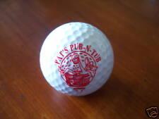 Logo Golf Ball-Pat'S Pub N Tub.