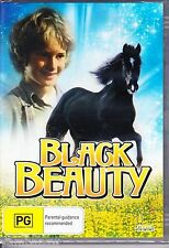 BLACK BEAUTY * MARK LESTER WALTER SLEZAK * NEW & SEALED DVD