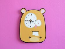 Cute Little Mouse Cartoon Wall Clock