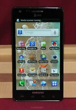 NEAR MINT CONDITION BLACK SAMSUNG INFUSE I997 AT&T 16GB TOUCHSCREEN SMART PHONE