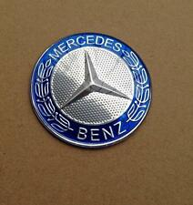 steering wheel centers stickers Wheat logo for Mercedes Benz 52mm 5.2cm MB