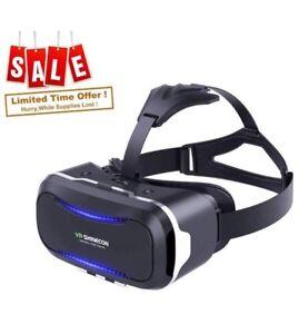 Gafas De Realidad Virtual 3D VR Headset Glasses Virtual Reality Mobile