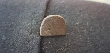 Nice rare Saxon bronze stud mount from old European Collection uncleaned co L55t