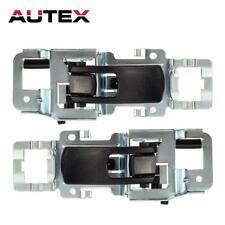 2pcs Interior Door Handles Front/Rear Left Right for Chevrolet Equinox 2005-2009
