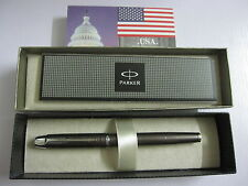 Parker IM Spec.Design Chocolate Rollerball Pen-100%Guarantee Genuine Unique Gift