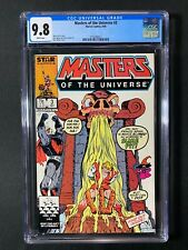 Masters of the Universe #3 CGC 9.8 (1986) - He-Man