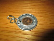 Encased Penny KEEP ME AND NEVER GO BROKE LAS VEGAS CLUB Home 49c Breakfast