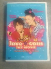 Love*Com The Movie DVD US Seller Not Bluray Real Life Anime Lovely Complex