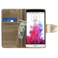 Card Pocket Wallet Cases for LG Mobile Phones