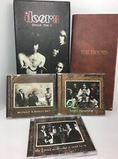 The Doors Box Set 3 CD's & Booklet ELEKTRA 1997