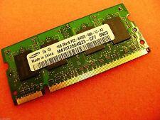 Samsung 1GB PC2-6400 DDR2 800MHz 200-Pin Memory* MT470T2864QZ3-CF7 * 2Rx16