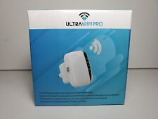Ultra Wifi Pro Booster Repeater Range Extender 300Mps Speed Boost Wireless