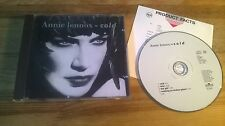CD Pop Annie Lennox - Cold (4 Song) RCA +Promo Kit Eurythmics