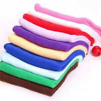 5 PCs Soft Soothing Microfiber Towel Car Cleaning Wash Cloth Hand Square Towel^