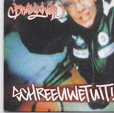 Brainpower-Schreeuw Het Uit cd single