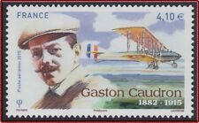 2015 FRANCE PA N°73** Gaston Caudron (pionnier de l'aviation), France 2015 MNH