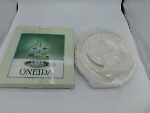 Oneida Chippendale 3 Tiered Server Silverplate Unused