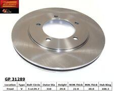 Disc Brake Rotor fits 1999-2006 Suzuki Grand Vitara XL-7  BEST BRAKES USA