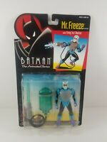 New Batman The Animated Series Mr. Freeze Figure With Ice Blaster Kenner 1993