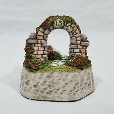 David Winter Winter Arch 1994 Coa Celebration of 15th Anniversary Signed