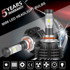 2x 9006 HB4 CREE 1300W 195000LM LED Headlight Low Beam Bulbs Replace XENON HID