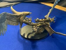 Sideshow Colectible Lord of the Rings Fell Beast vs Gwaihir #35 - 50 Faux Bronze