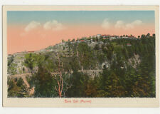 Bara Gali Murree India Vintage Postcard Mirza US007